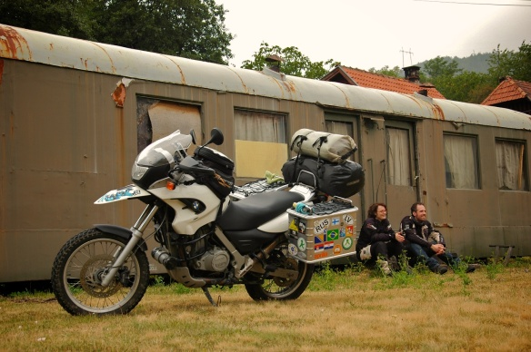 unsere F650 GS