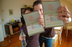 Russland - Visa