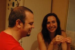 Maxim und Karina