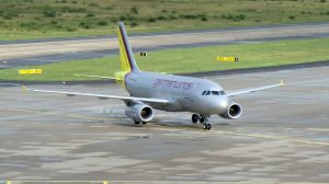 Flieger Lisboa - KoelnBonn