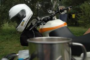 gesponserter Helm