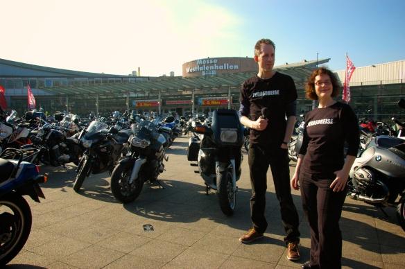 Motorräder Dortmund 2014