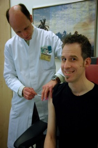 Impfung Claudio