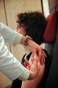 Impfung Sonja