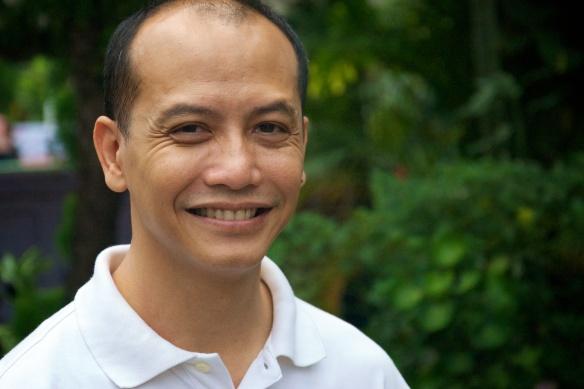 Adji, der Waldschützer