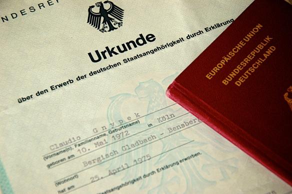 deutsche Urkunde
