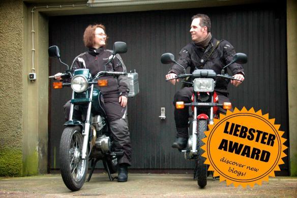Liebster Award Pegasoreise