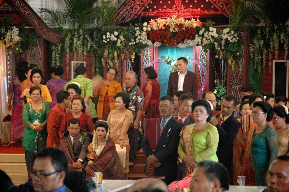 Hochzeit in Sumatra