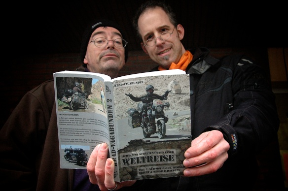 Michael Schulze und Claudio